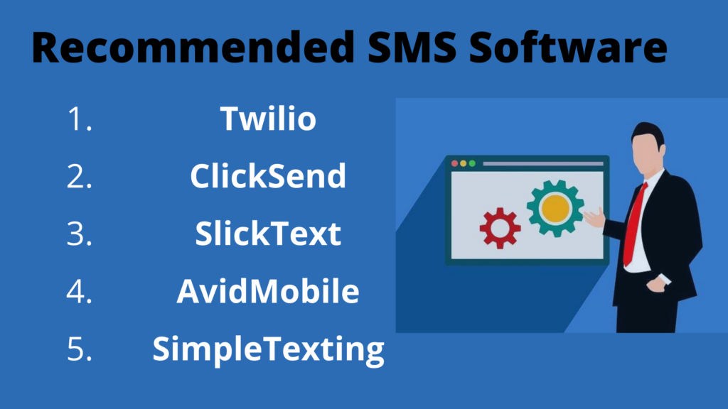 Recommended Bulk SMS Software