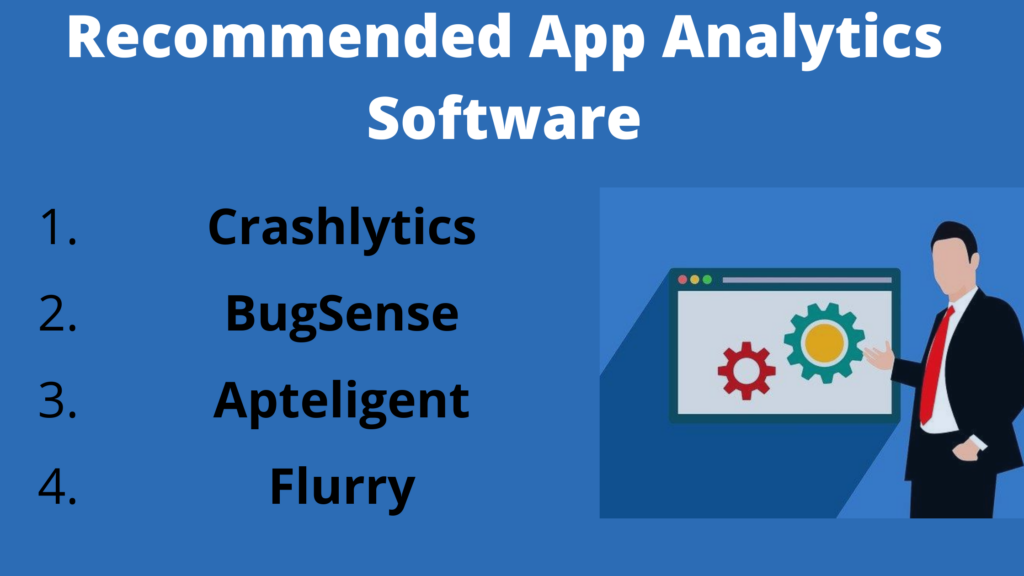 Recommended App Analytics Software